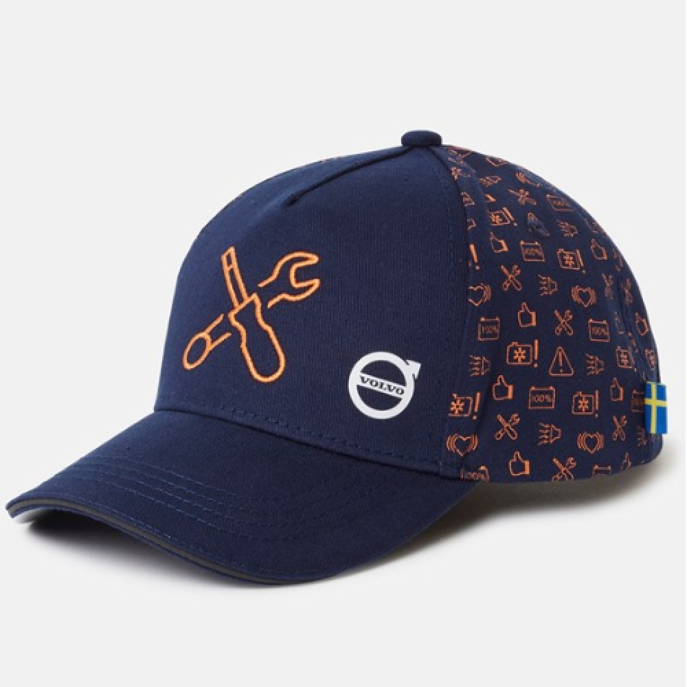 Volvo Iron Mark Icon Youngster Cap