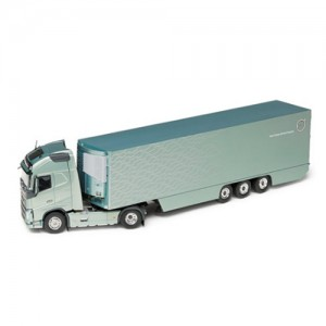 Volvo FH 540 4x2 Tractor with semi trailer 1:50