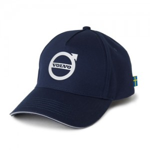 Volvo Iron Mark Curved Cap