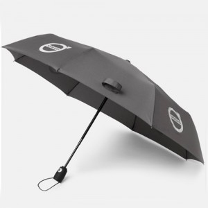 Volvo Iron Mark Folding Umbrella